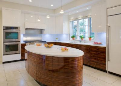 Kitchen Bethesda Residence